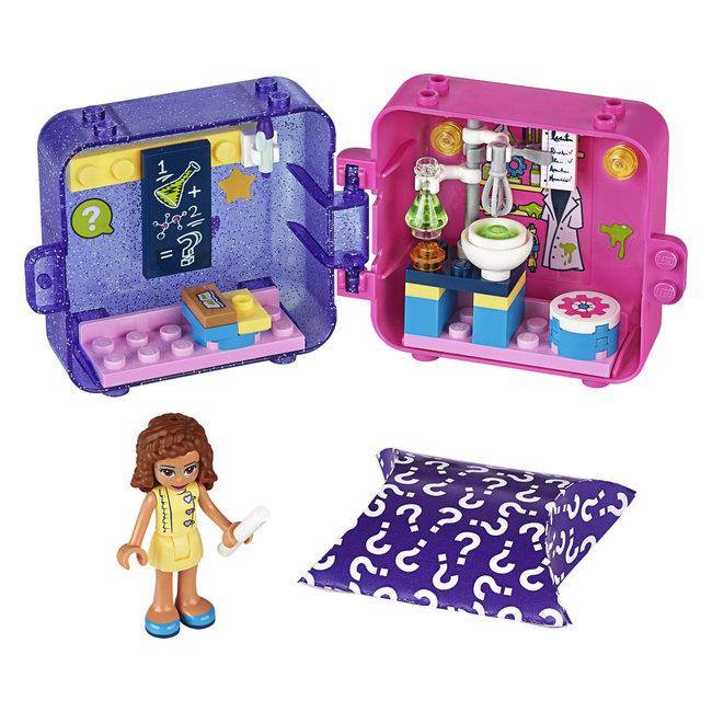 Lego Friends 41402 Olivia's Laboratoriumkubus