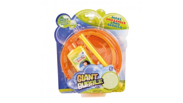 Bellenblaas Giant Bubble Kit