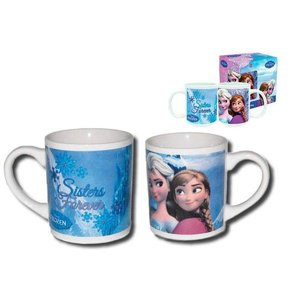 Frozen 11OZ porcelain mug in gift box