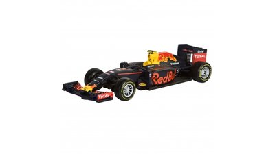 Burago Red Bull Racing RB12 1:43 Max Verstappen Formule 1 Auto