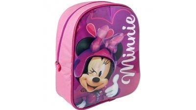 95ee752879c Disney Minnie Mouse Rugzak met Schrijfgedeelte + 2 Markers 25x31x10 cm Roze
