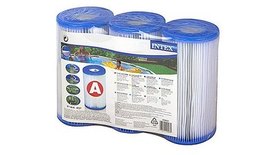 Intex 29003 Triple Filter Cartridge A 3 stuks